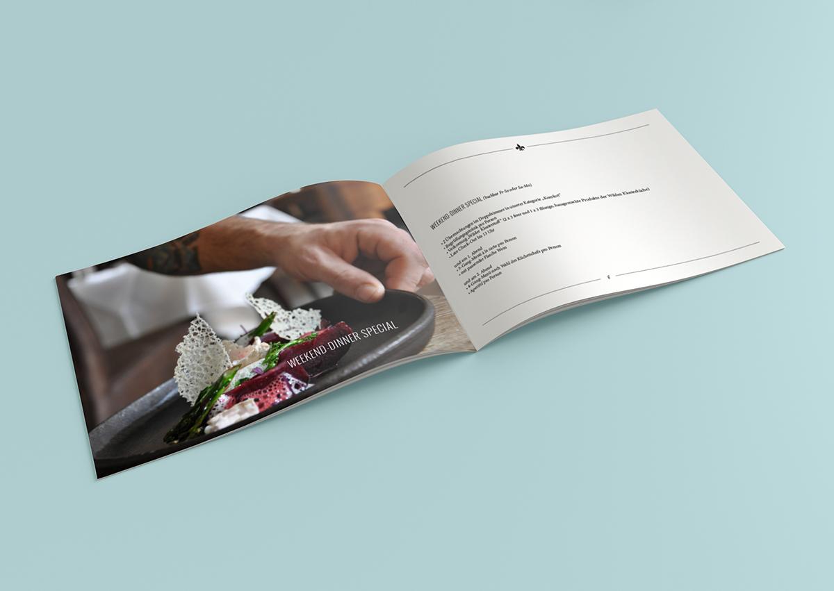 corporate design | klosterhotel neuzelle